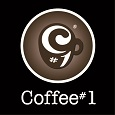 Coffee#1  logo